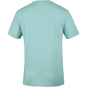 Columbia Leathan Trail T-shirt Homme, copper ore/graphic